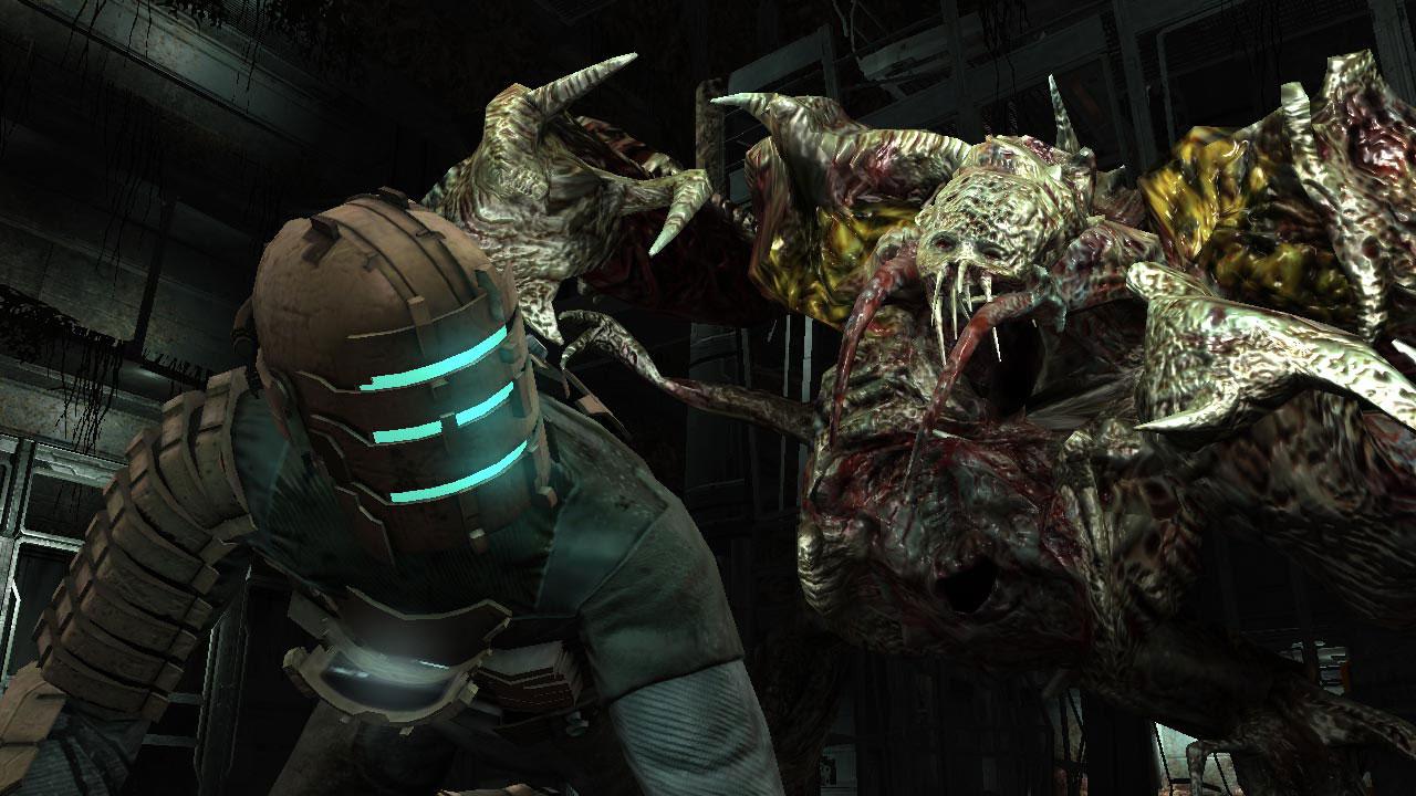 Dead Space 3 Necromorphs