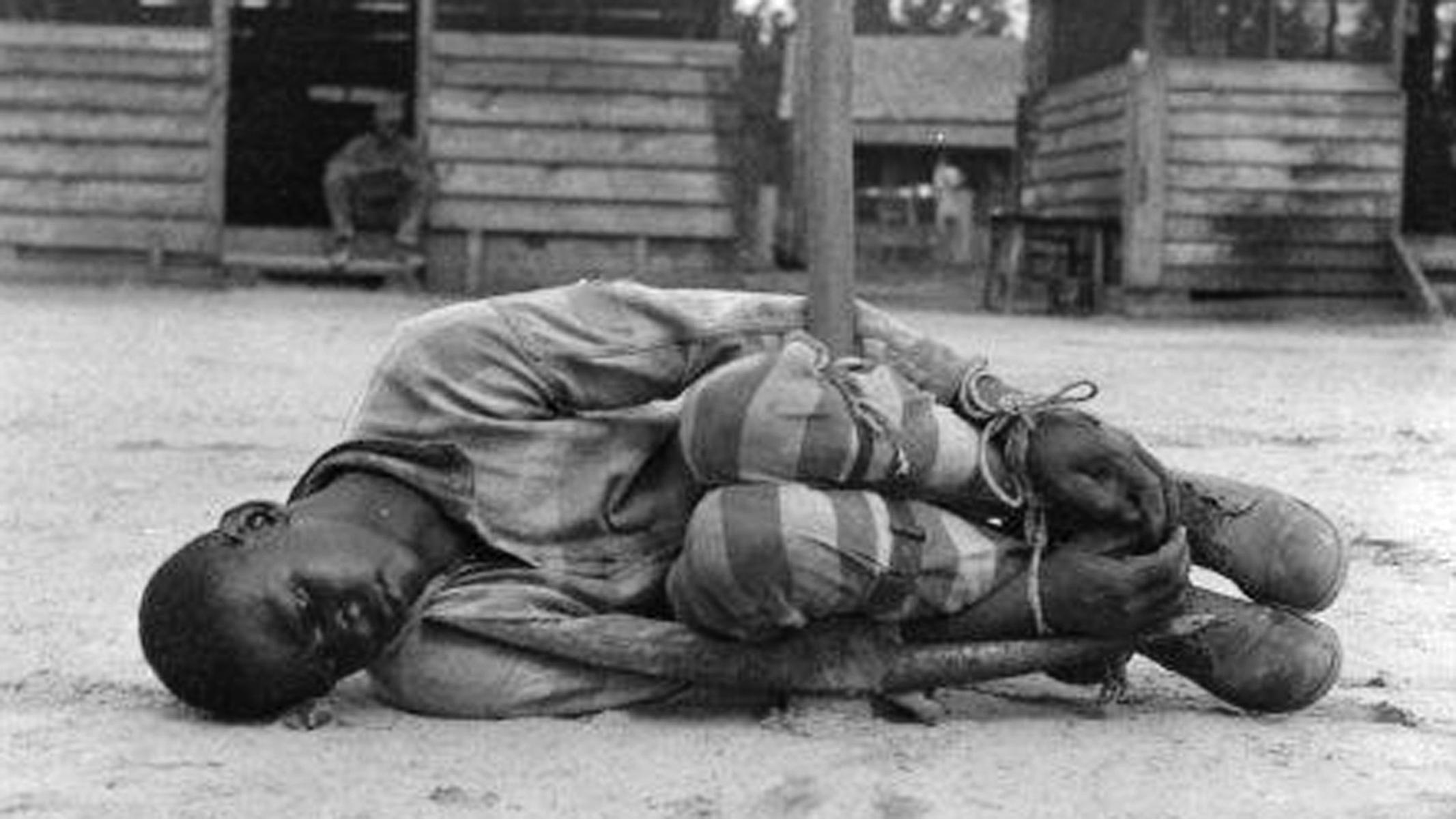 Photo courtesy PBS The documentary Slavery ...