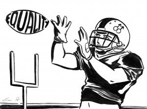 Illustration by Eric Hadley/The Collegian
