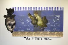 Take it like a man ..., Vicki Meek