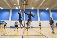 SE will continue its intramural sports with a volleyball tournament at 1 p.m. Nov. 6. Registration is due Nov. 2.Collegian file photo