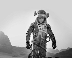 Matt Damon plays Mark Watney, an astronaut in The Martian. After being left for dead, Watney struggles to reconnect with NASA while his crew plans a rescue.Photo courtesy 20th Century Fox