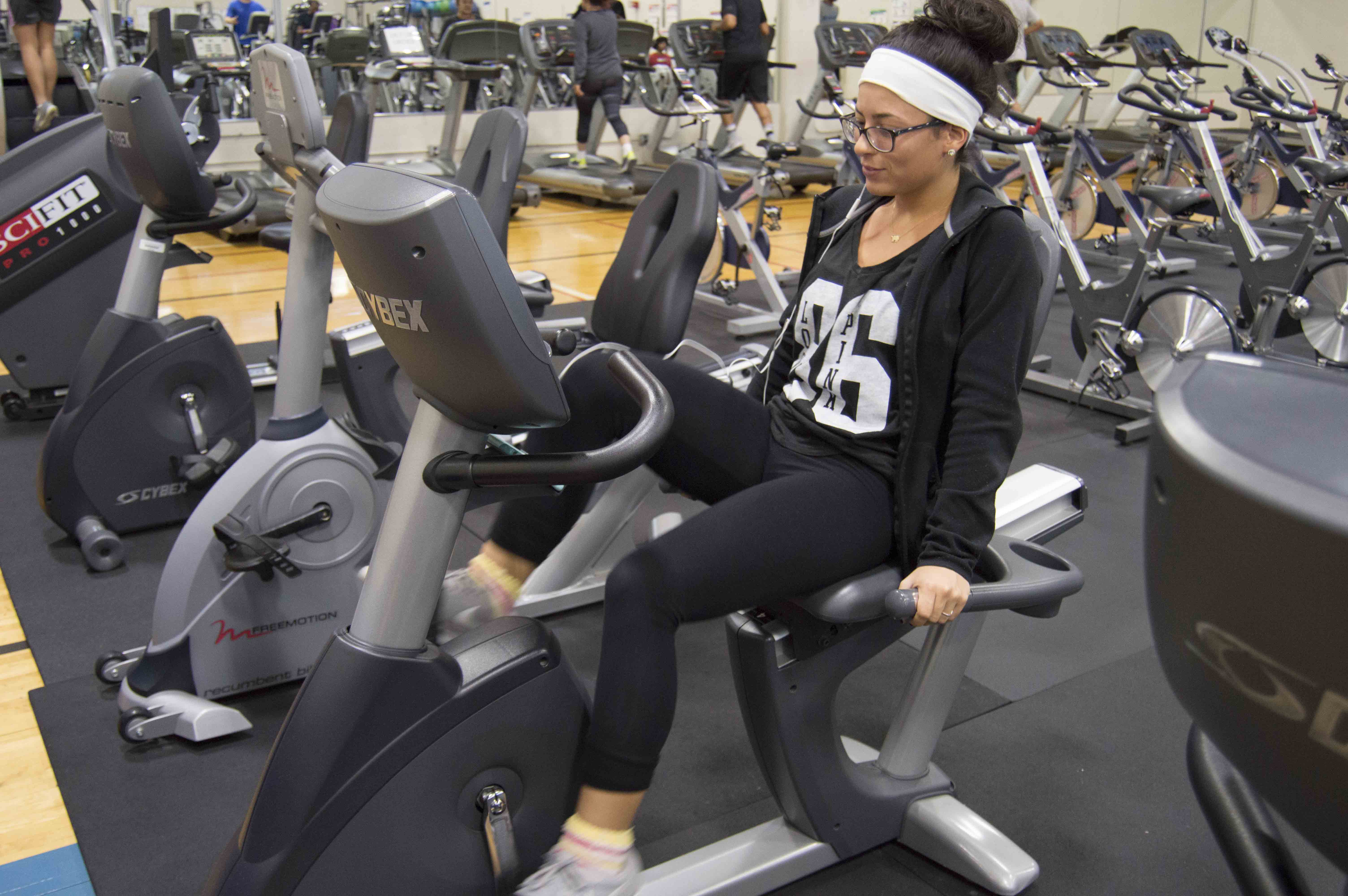 TCC gyms available for all students - The Collegian