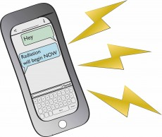 Cellphones are labeled a possible carcinogen after a study looked more closely at radiation.Suzann Clay/The Collegian