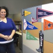 NW transfer coordinator Lourdes Davenport is one of many people at TCC's Transfer Centers, located on all campuses, to help students plan their transition to a university. Bogdan Sierra Miranda/The Collegian