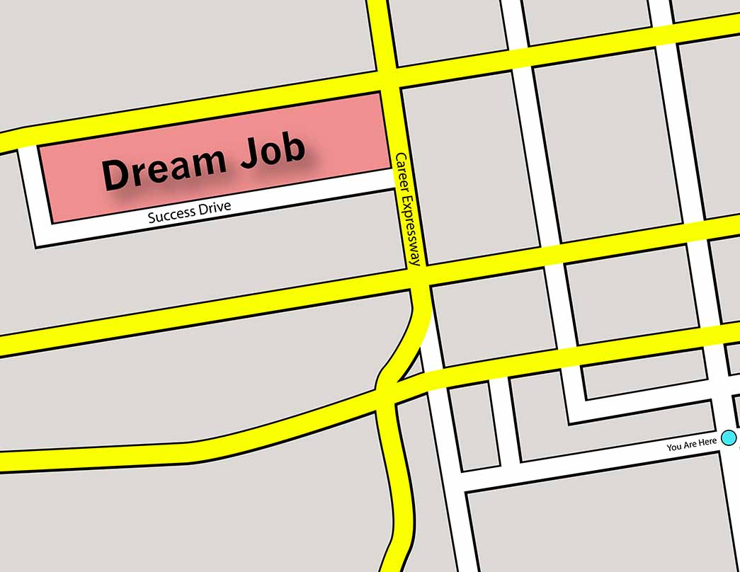 tr students get map to attaining dream jobs the collegian students were told to strive everyday to reach short mid and long term goals suzann clay the collegian
