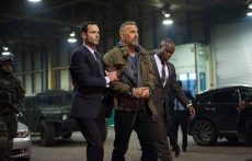 Jericho Stewart (Kevin Costner) is taken to a secret location to merge his mind with a dead CIA agent's in Criminal, which also stars Ryan Reynolds, Gal Gadot and Gary Oldman.Photo courtesy Summit Entertainment