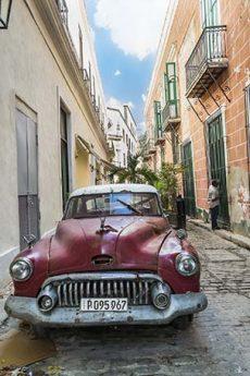 Havana, Cuba, January 2016, Patricia D. Richards