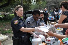South will host its Cookout with the Cops event Oct. 6 on the SSTU patio. The Collegian file photo