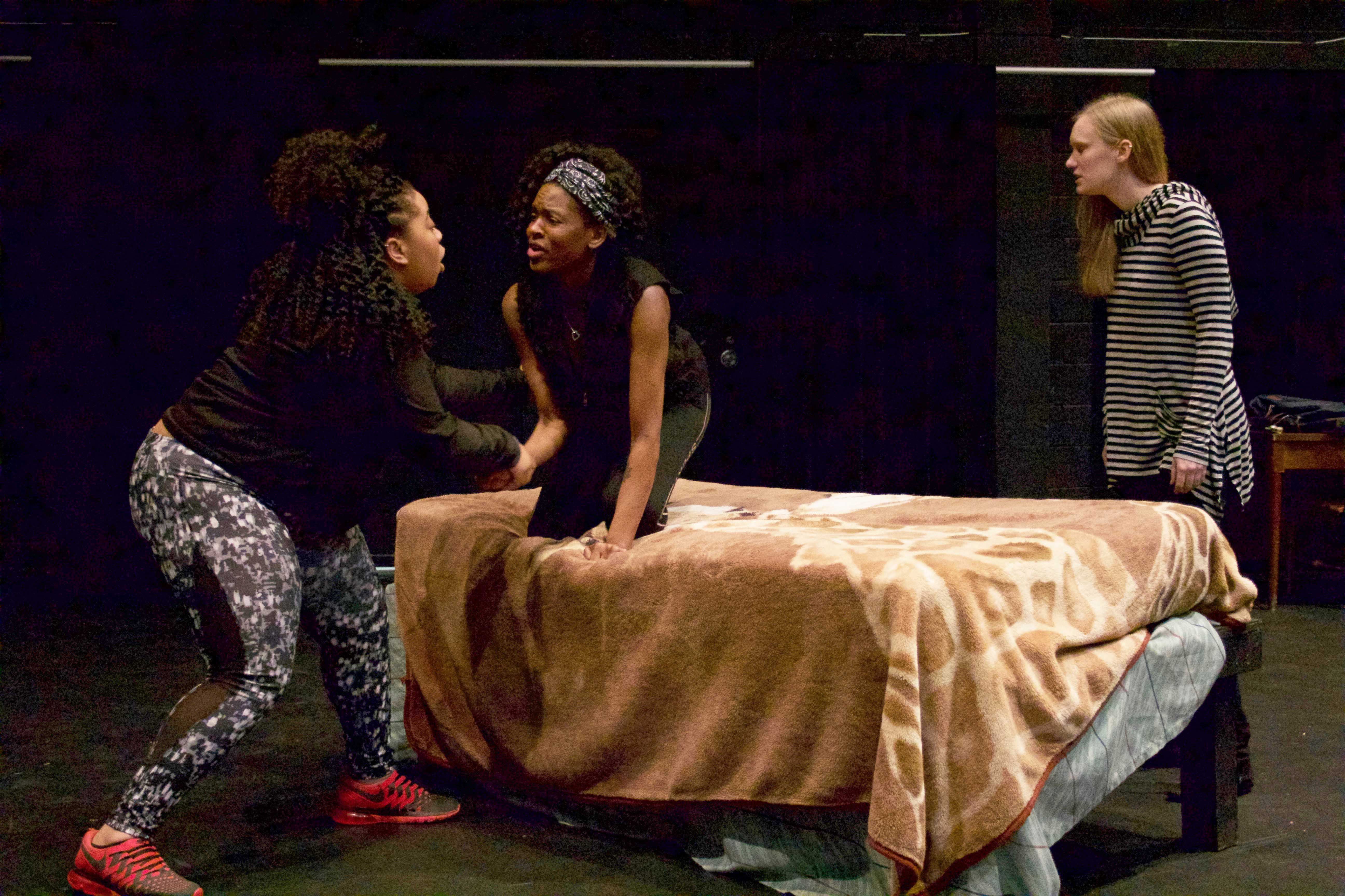 Students put fast-paced twist on theater festival - The