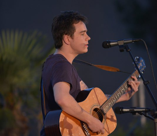 NW students from music, drama and dance will perform solos on the Cinco Palms Stage Sept. 27.