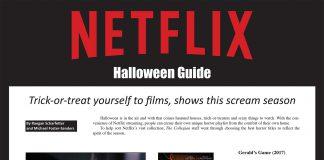 Netflix Halloween Guide