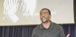 TR writing and learning center coordinator Steve LeMons talks breaking bad habits.