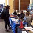 The semi-annual transfer celebration on TR Campus allowed students to meet with colleges and universities.