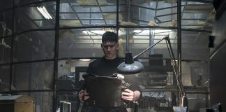 Frank Castle gears up for the war against crime in The Punisher series. He plays judge, jury and executioner to those that are guilty.
