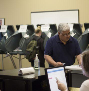 Sierra Miranda NE Early Voting