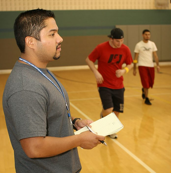 SE kinesiology department chair Danny Aguirre died Feb. 5 at age 39.