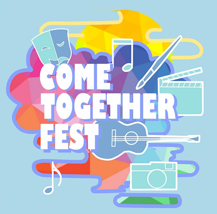 TR Campus' Come Together Fest will take place May 1.