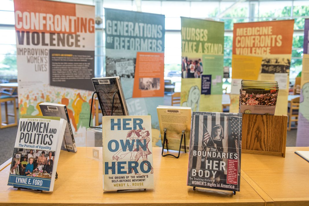 Confronting Violence: Improving Women's Lives explores images, manuscripts and records that show the campaign for change for the lives of battered women.