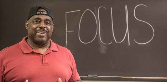 NE sociology professor Murray Fortner is a recipient of the 2018 Piper Professor Award, which goes to outstanding college teachers in Texas.