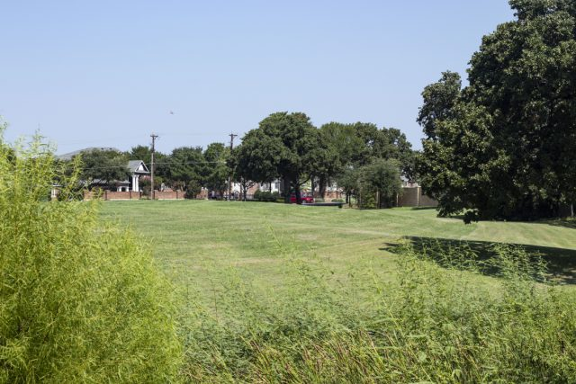 The six acres TCC is selling on NE Campus consist of five acres at Grapevine Highway and Harwood Road in North Richland Hills and one acre at Harwood and Precinct Line Road in Hurst.