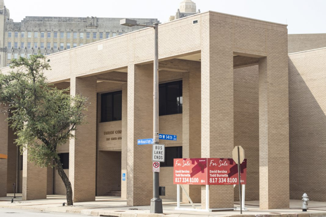 TCC's May Owen Center, located at 1500 Houston St. in downtown Fort Worth, has housed the college's district offices since 1983. District offices will move to the Clear Fork building on TR, which formerly held Radio Shack's offices.