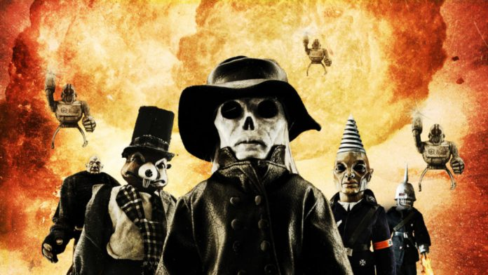 Andre Toulon's murderous puppets return in a reboot of the Puppet Master franchise with new designs and new tricks. This is the 13th Puppet Master movie.