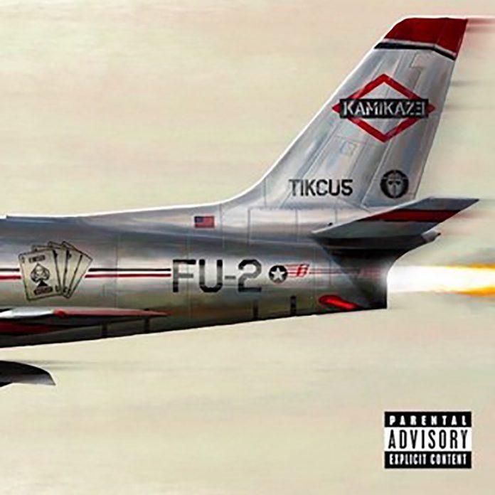 Kamikaze, Eminem