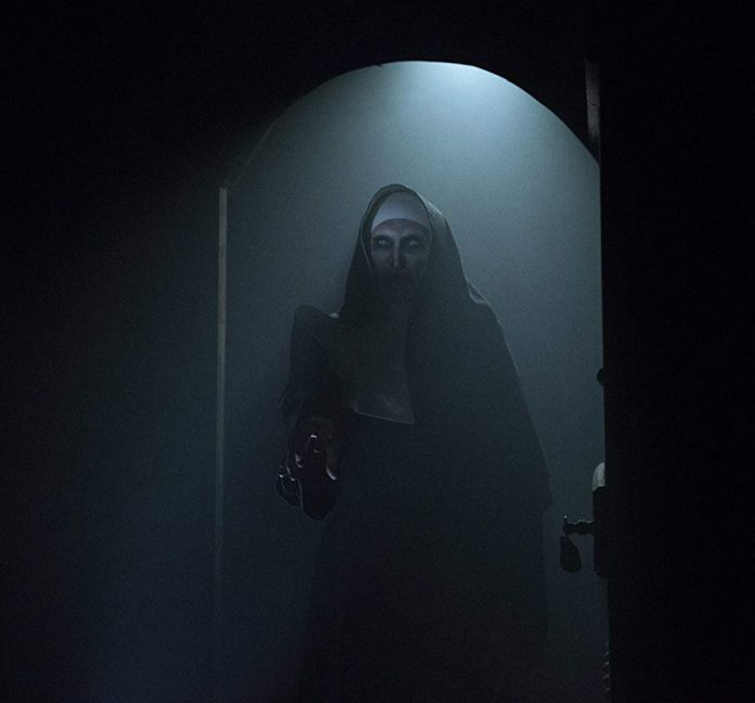 The Nun attempts to give the most menacing interesting villains in The Conjuring movie series an origin story that robs the character of its power.