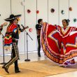 Ollimpaxqui Ballet Co. Inc. performs at the Hispanic Heritage Fiesta Oct. 4 on NW Campus.
