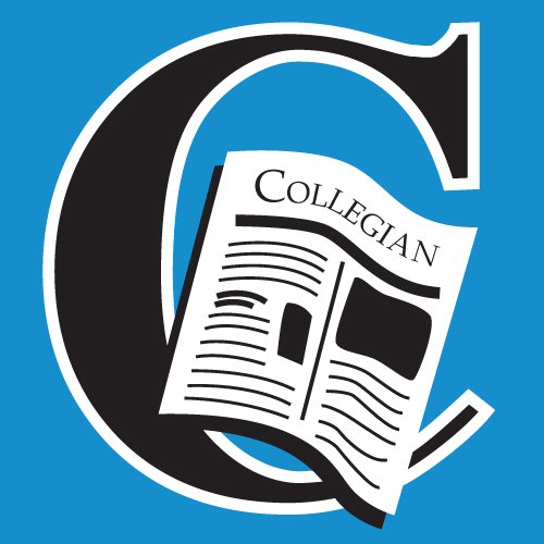 The Collegian logo