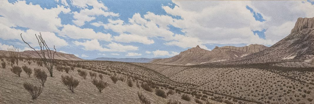 Badlands, Dennis Blagg