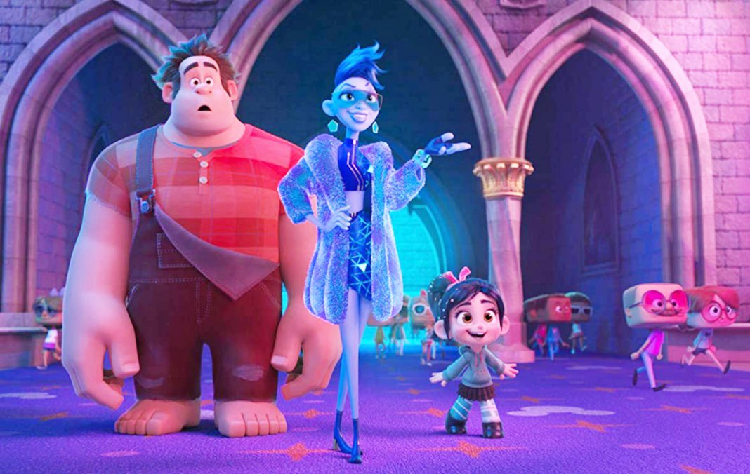 Ralph and Vanellope return as the main characters in Ralph Breaks the Internet which is a follow-up to 2012's Wreck-It Ralph. The sequel was released in theaters Nov. 21.