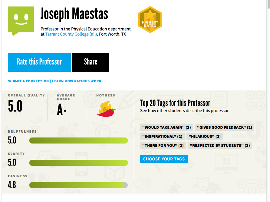 nw teacher gets acclaim on website the collegian