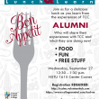 TCC alumni will speak at a luncheon Sept. 27 on NE Campus.