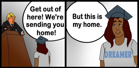 DACA comic