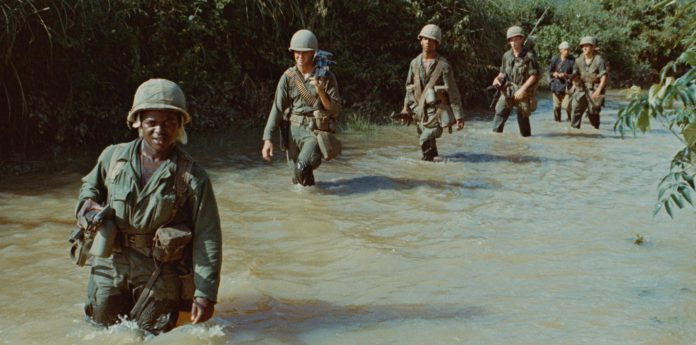 The Vietnam War is a Ken Burns documentary that explores the human dimensions of the war through various testimonies of nearly 80 American witnesses who either fought in the war or were against it.