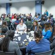 South Campus held the Treisha Light Women's Symposium and Luncheon March 1 in the Rotunda. Students learned about what women contributed to the campus' 50-year history.