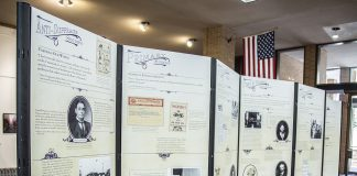 The Women's History: Citizens at Last exhibit is open through April 25 in the J. Ardis Bell Library (NLIB 2100). The display focuses on the women's suffrage movement in Texas.