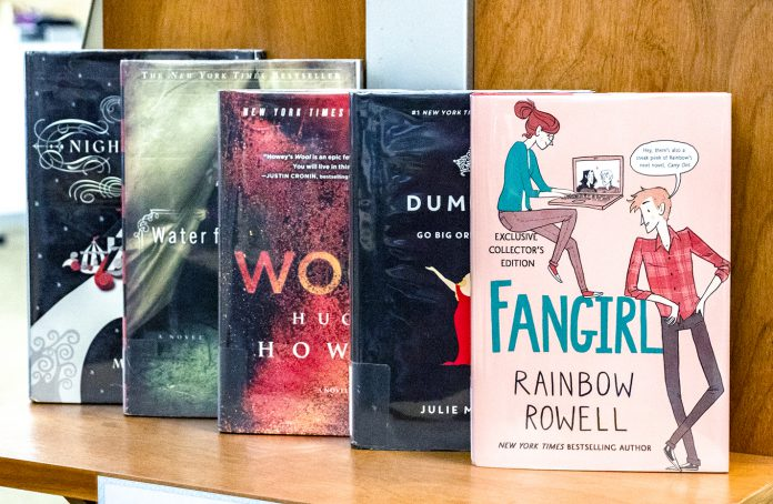 The J. Ardis Bell Library on NE Campus will have a book display about writing different genres of fiction that will include books they have on hand of past National Novel Writing Month participants.