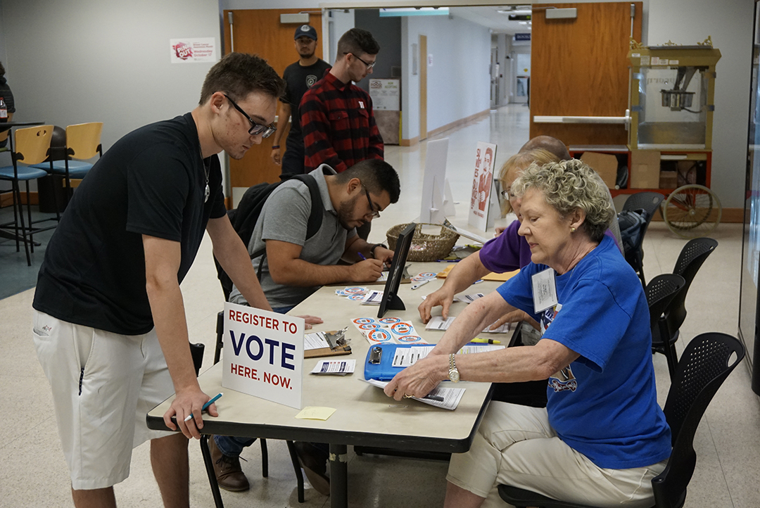 Community prepares for upcoming elections - The Collegian