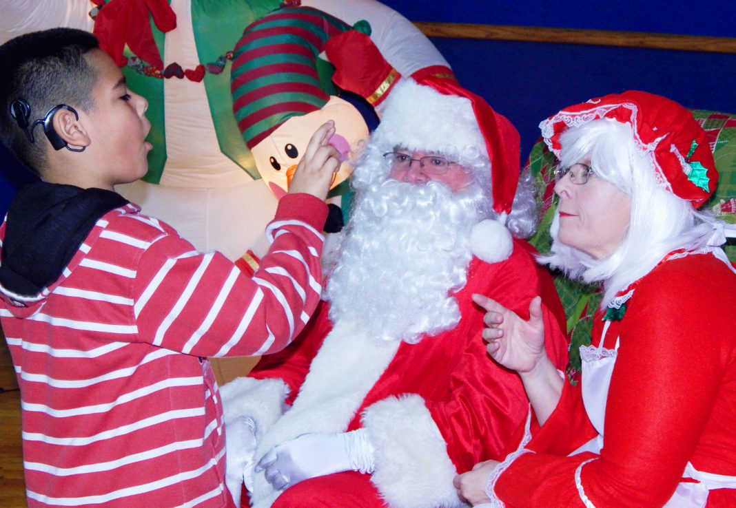 Deaf students from all around North Texas will attend TCC's sign language interpreting program's Signing Santa: International Holiday Storybook Adventure event Dec. 7 at the Arlington Skatium.