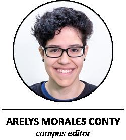 Arelys Morales Conty/campus editor