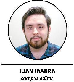 Juan Ibarra/campus editor